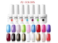 Wholesale Gel UV Fashion Gelish Nail Art Soak Off Colors Harmony Nail Gel Base Top Gel For Nails Gel Polish