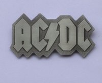 acdc free music - ACDC Music belt buckle SW BY219 suitable for cm wideth belt with continous stock