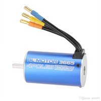 Wholesale High Quality Poles KV RC Car Brushless Motor for RC Boat RC Accessories