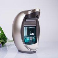 Smart espuma móvil lavado de manos botella automática jabón líquido Dispensador de inducción desinfectante de manos jabón caja pared pendiente de inducción de la burbuja