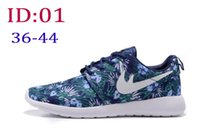 barefoot design shoes - New Design Mens womens Roshe run running shoes London Olympic lightweight breathable Barefoot Walking training sporting shoes sneakers