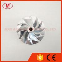 Wholesale CT26 Turbocharger Billet compressor wheel mm blades for TOYOTA
