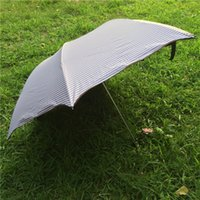 Wholesale Luxury anti uv umbrella strong folding umbrellas wind resistant sun Straight Shank umbrella rain for women