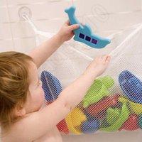 bath stuff - LLA192 Baby Kids Bath Tub Toy Tidy Bag Net Mesh Storage Suction Bathroom Stuff Organiser