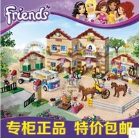 Wholesale New Bela Friends Series Girls Housework Time Panorama minifigures Building Blocks girl toys Compatible With Legoe