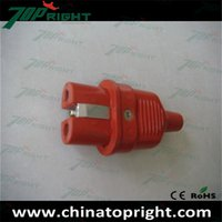 Wholesale High quality and temperature with pins socket with silicone body
