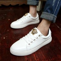 beading board - new board shoes British wind han edition fashion casual shoes Flat low lace up shoes