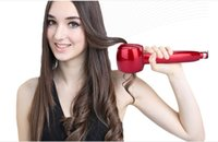 Wholesale Curl artifact automatic curlers does not hurt to send big volume ceramic pear flower fast a perm