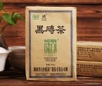 Wholesale 400g Chinese Baishaxi Black tea The Antifatigue Dark tea Decompress Post fermented Tea