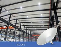 Wholesale Led highbay light E27 lamp ceiling lamp factory lights industrial lighting supermarket lights warehouse waterproof w W mining lamp W