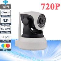 micro sd card wifi - P2P IP Camera P HD Wifi Wireless Baby Monitor PTZ Security Camera ONVIF Cloud Night Vision Micro SD Card