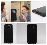 anti gravity technology - Anti Gravity Nano Technology TPU Selfie Back Stick Case Grip Magic Luxury High Quality Phone Skin For Galaxy S7 Edge S6 Note5 Note