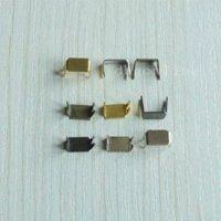 achat en gros de glissière réparation curseur-250 PCS Arrêt de la fermeture à glissière Arrêts du plancher supérieur pour la réparation de sauvetage Spiral Slider # 5 Choix de couleur M63603