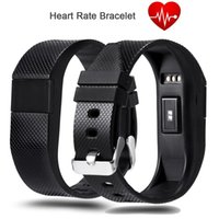 Wholesale New Heart Rate Monitor Bracelet JW86 Smartband TW64 Upgraded Fitness Sleep Tracker Passometer Smart Band For IOS Android Phones