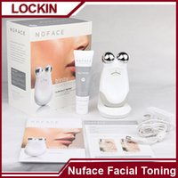 Wholesale Nuface Trinity Facial Toning Device Kits Facial Massager For face also have tripollar STOP PMD pro Canada Australia free vs Nuface mini