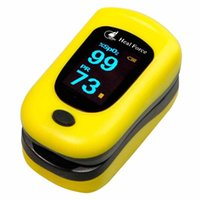 Wholesale New Arrival oximeter spo2 fingertip pulse oximeter ossimetro diagnostic tool portable oximetro de pulso de dedo high quality