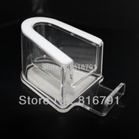 U Type Acrylic Cell Mobile Phone Anti-theft display Stand et support