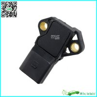Wholesale 3 Bar Boost Pressure MAP Sensor Drucksensor For VW Beetle Golf Jetta Passat Touareg Tiguan CC Tdi C C C