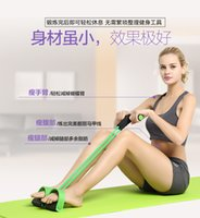 Wholesale Yoga Resistance Bands Exercise Fitness Supplies Sports Outdoors new arrival fitness equipment reduce weight reduce belly