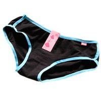 Wholesale Sexy Women Cotton Underwear Briefs Panties Knickers Sports Lingerie Underpants
