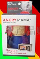 Wholesale Angry Mama Microwave Cleaner Steam Cleaner