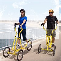 bicycle exercise machine - Tricycle outdoor and indoor exercise bike Stationary Bike Cycling machine exercise bicycle speed or speed