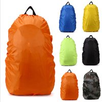 Wholesale Waterproof Rainproof Backpack Rucksack Rain Dust Cover Bag for Camping Hiking BVD