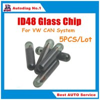 auto glass systems - High Quality VW CAN System ID48 Glass Chip for VW ID Transponder Chip Auto Key Programmer