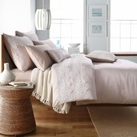 Wholesale Lace Cotton Twin Sheets - 6pc 4pc queen king size Lace cotton bedding sets,beige 1000TC luxury duvet cover sets,girls bed sheet set,fast shipping