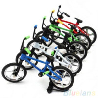 Wholesale Fuctional Finger Mountain Bike BMX Fixie Bicycle Bike Boy Toy Creative Game XR Diecasts amp Toy Vehicles