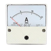 Wholesale DH80 DC A Class Accuracy Analog Amperemeter Panel Meter Gauge