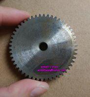 Wholesale Steel gear modulus teeth spur gear outside diameter mm thickness mm bore diameter mm