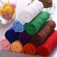 auto waste - Cotton Kitchen Towels Face Cloth Waste absorbing Wool Thickening Wash Towel Auto Care Microfiber Cleaning Cloth KC1096