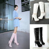 beautiful cowboy boots - Beautiful boots Women s boots Quality assurance Manufacturers Europe and the United States the most fashionable popularity