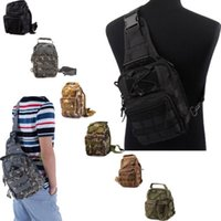 badminton field - Hot style outdoor Shoulder Tactical Backpack ride my stuff camouflage field sports Camping Travel Hiking Trekking Bags