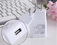 Wholesale For Samsung Real Fast Charger V A V A EU US Plug Fast Charging Adapter USB Wall Charger For Samsung S4 S6 S7 Note4 Note7