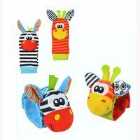 achat en gros de chaussette girafe-Cute Baby Cartoon Socks Girafe Ours Monkey Panda Chaussettes Little Girls Sweet Chaussettes Vente chaude Haute Qualité