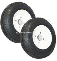 bias trailer tires - One Pair WHEELS quot RIM UTILITY CARGO quot TRAILER TIRE
