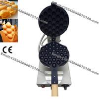 baker electric - Commercial Use Nonstick v v Electric Rotating Hongkong Eggettes Egg Puff Bubble Waffle Egg Waffle Maker Iron Baker Machine