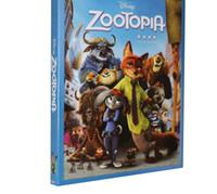 Wholesale Zoo Topia Single Disc Set US Version Boxset New cartoon kids movie DHL