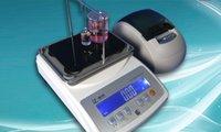 Wholesale Liquid Density Meter densitometer solid hydrometer liquid concentration meter electronic density meter
