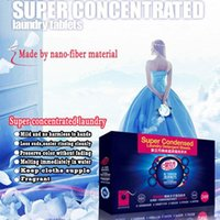 Wholesale HOT Super Condensed Launday Detergent Sheets with Germany Nano Technology no phosphor no harmful chemicals OEM Order Welcome