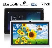 android tablet kit - Quad Core GB Red quot Inch A33 Android Kit Kat GB Tablet Pc Wifi Bluetooth Camera