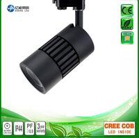 Wholesale high quality line3line4line led track light W30W20W lamp led track spotlight LM W with cree cob led AC85 V year warranty