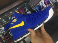 Wholesale Summer Tops Usa - Wholesale New Arrival top Quality Basketball Shoes Premiere USA Olympics Kevin Durant KD 9 EP IX Sneakers For Men Running Shoes Size