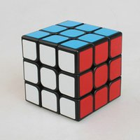 Wholesale Yongjun mm Magic Puzzle Cube Top Speed Crazy Windmill Weilong Puzzle Pyraminx Cubes Educational Toys drop shipping