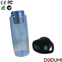 best bottle design - best bottles with uv water purifier PCTG plastic type custom design price from china factory FOB