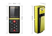 angle finder tools - Handheld Rangefinder Laser Distance Meter Digital Laser Range Finder Laser Tape Measure M Tester Area volume Angle Tester tool