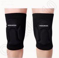 Wholesale Brand WOSAWE Elastic Knee Pads Breathable Basketball Snowboarding Skating Cycling Sports Leg Sleeve Kneepad Protector Pads CCA4691