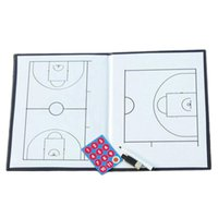 Wholesale New basketball Strategy Board Tactics Board basketball Coaching Board luxury version